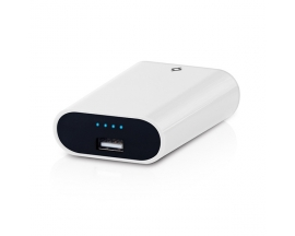 EasyCharge Smart Universal Mobile Charger 5.600mAh, White