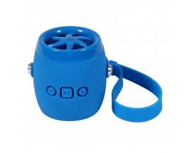 Mini mate Portabel Bluetooth Lautsprecher, Blau
