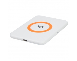 Qtouch Qi & PMA Lade Mat, Weiss