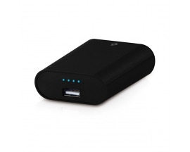 EasyCharge Smart Universal Mobile Charger 5.600mAh, Black
