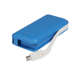 CUBOID 3 Power Bank 4400 mAh, Blau