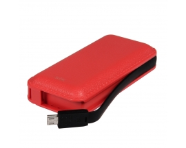 CUBOID 3 Power Bank 4400 mAh, Rot