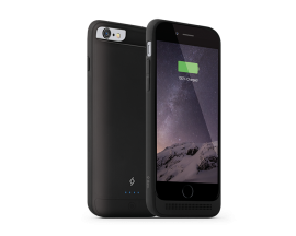 Caffeine Pro Battery Case for iPh. 6, MFi