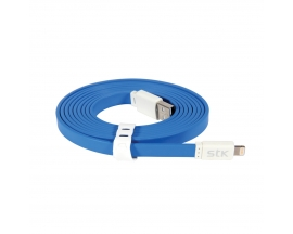 NOODLE Lightening Kabel, Blau