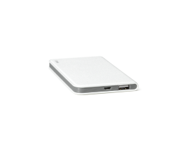 PowerSlim  Universal Mobile Charger 4.000mAh White