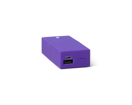 PowerBar Universal Mobile Charger 5.000mAh Purple