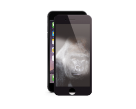AirGlass EdgePro Glass Screen Protection iPh. 6s/6-Black