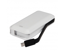 CUBOID 3 Power Bank 4400 mAh, Weiss