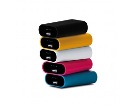 EasyCharge Smart MFi Universal Mobile Charger 5.600mAh, Pink